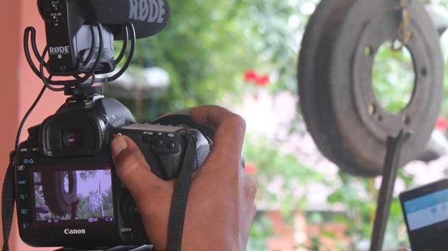 Dasar dan Cara Membuat Film