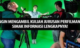 Kuliah Jurusan Perfilman